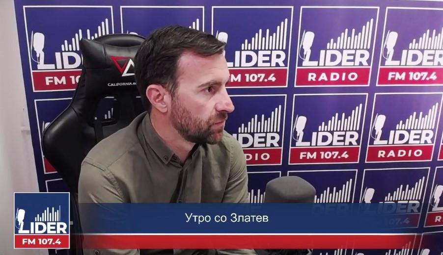 (ВИДЕО) Димовски: Имаме вакцини доволни за вакцинирање само на град колку Пробиштип