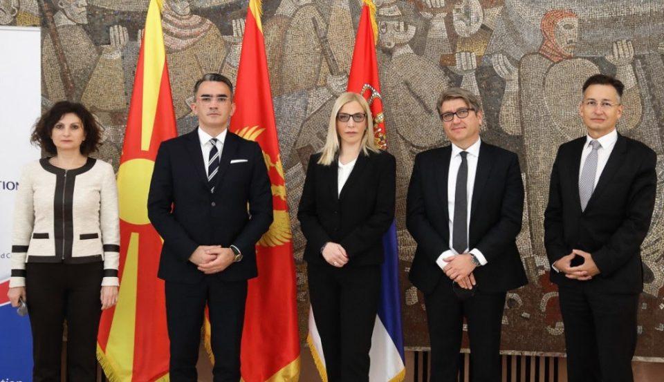 Македонија, Србија и Црна Гора од денеска ќе разменуваат податоци за имот на јавни функционери