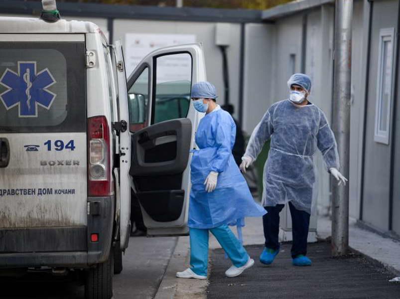 Регистрирани 47 починати, 627 новозаболени од Ковид-19