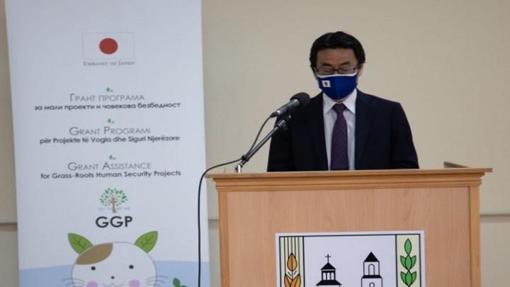 Јапонија донира 554.000 евра на македонските здравствени институции