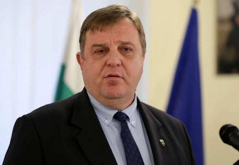 Каракачанов потврди – неговата партија нема да влезе во новиот Парламент