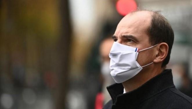 Кастекс: Франција влезе во третиот бран од епидемијата со бројни варијанти на вирусот