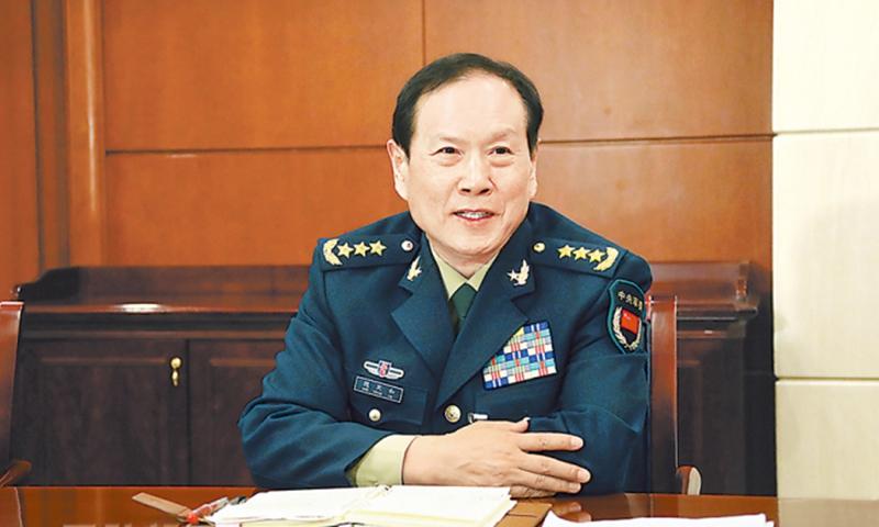 Кинескиот министер за одбрана во официјална посета на Македонија