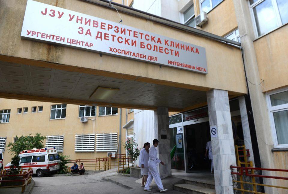Едномесечно бебе е најмладиот хоспитализиран ковид-пациент