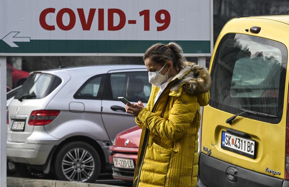 Вкупно 4.556 лица починале од Ковид-19 во Македонија од почетокот на пандемијата