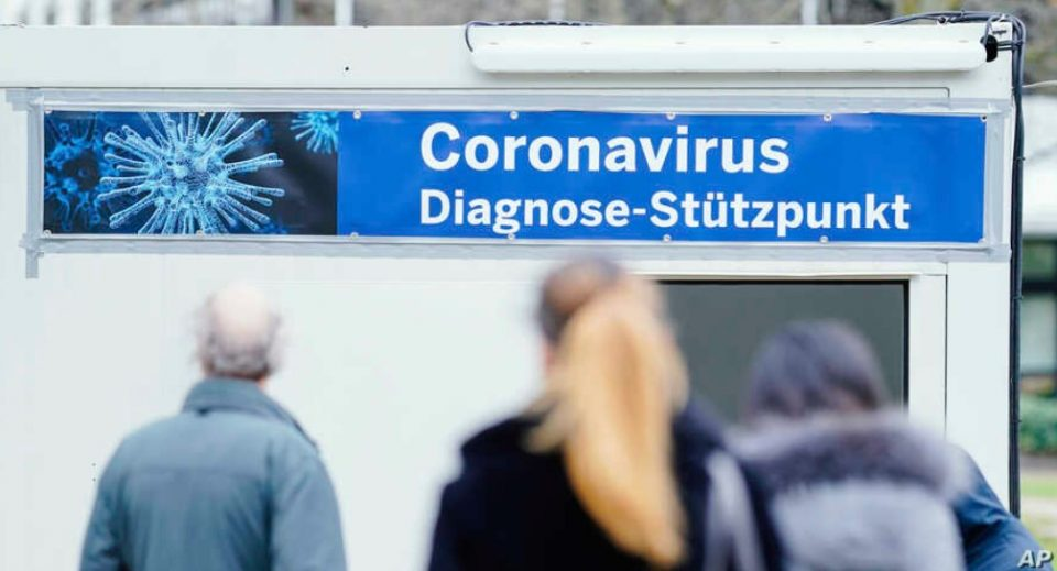 Германските доктори до политичарите: Итно двонеделен строг карантин за да не се преплават болниците!