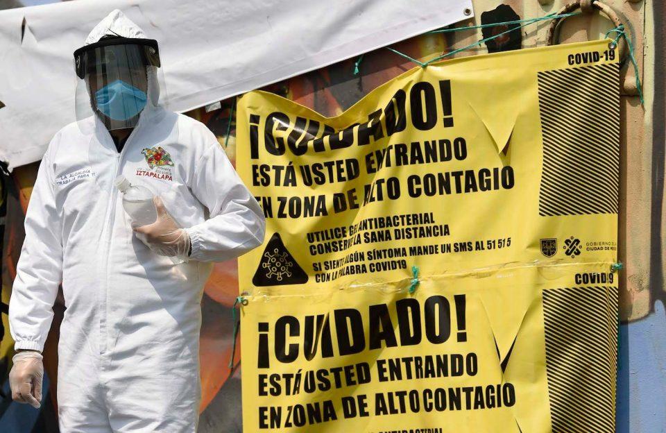 Шокантно признание: Владата на Мексико го криела вистинскиот број на жртви од коронавирусот