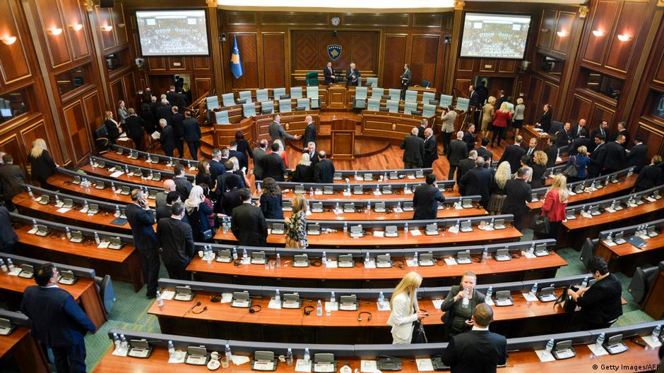 Косово вo понеделник ќе добие нов пратенички состав