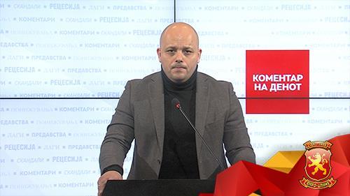 (ВИДЕО) Костовски: На државата не ѝ треба полициски час, туку ѝ требаат протоколи кои ќе се спроведуваат