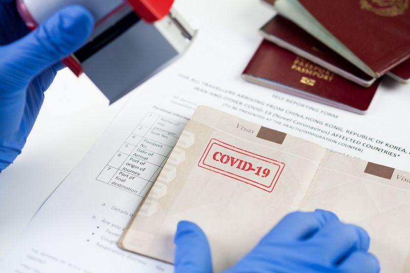 СЗО: Засега не поддржуваме пасоши за вакцинација