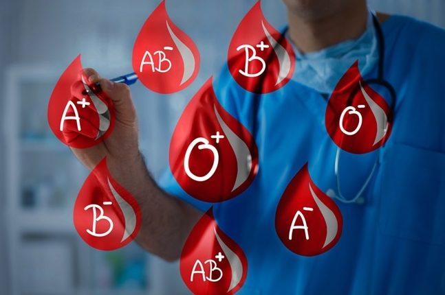 Eве која крвна група е повеќе склона кон згрутчување на крвта