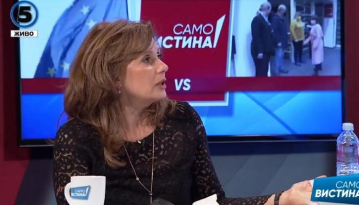 Куновска за својата СДСМ: Таму нема ни идеологија, ни морал