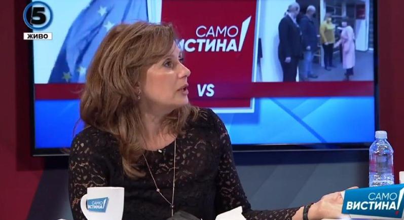 Куновска: Сѐ помалку луѓе веруваат дека има такви кои би се ставиле на располагање на СДСМ