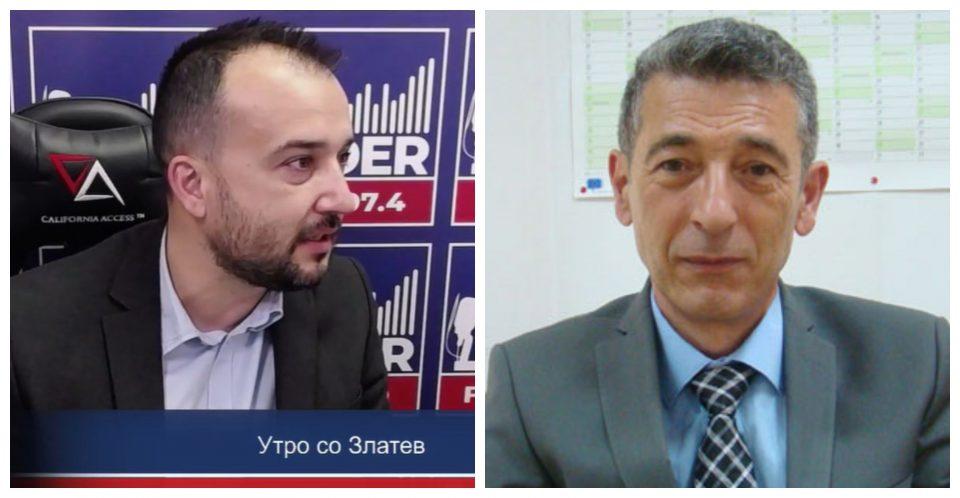 (ВИДЕО) Лефков остро кон директорот на ДЗС: Кој со здрав разум може да ја гарантира безбедноста на 3500 попишувачи?