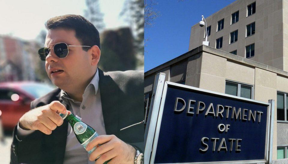 Стејт Департментот во одбрана на Љупчо Златев