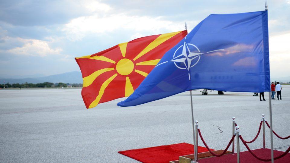 Столтенберг: Го славиме првиот роденден од зачленувањето на Северна Македонија во НАТО