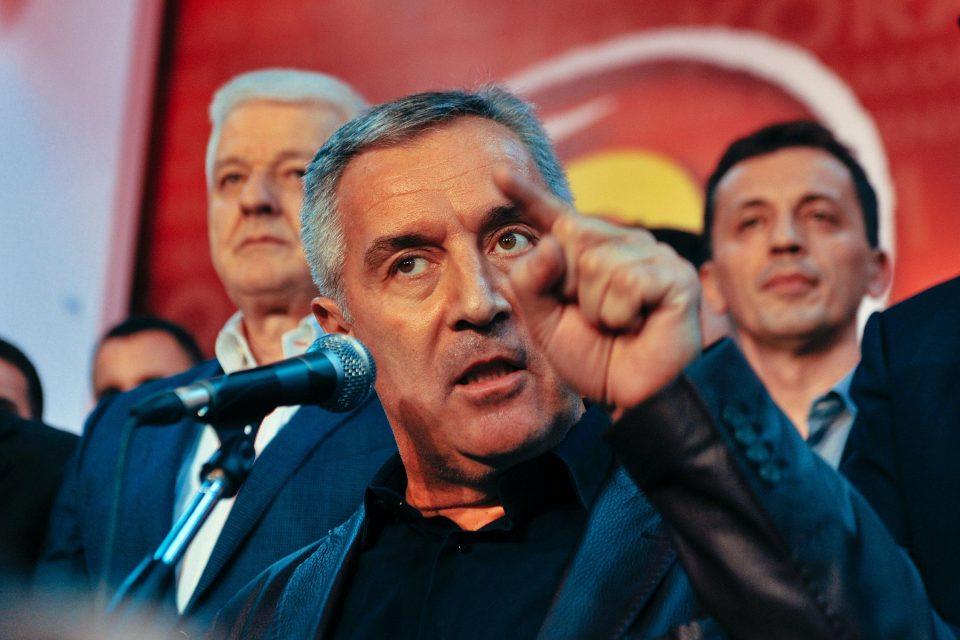 Ѓукановиќ најави враќање на неговата партија во државната васт на Црна Гора