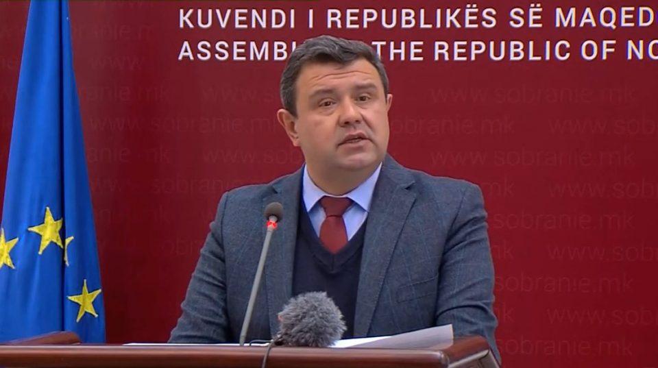 (ВИДЕО) Мицевски: Денеска стана јасно кој блокира и не се грижи за здравјето на граѓаните