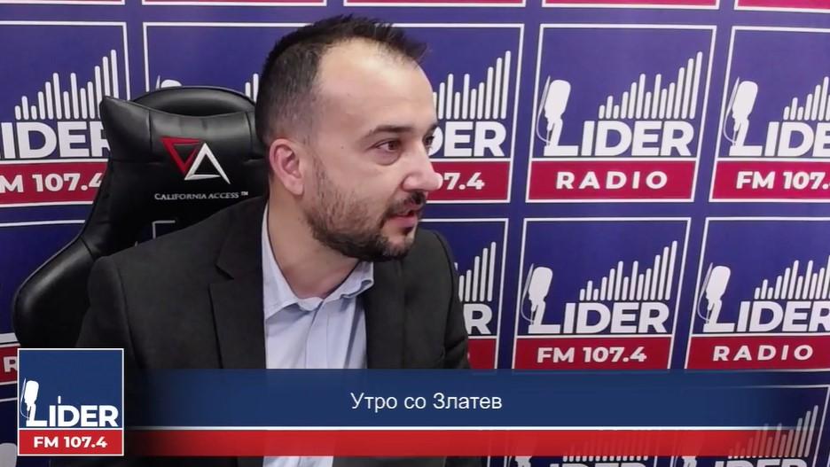 (ВИДЕО) Лефков: ВМРО-ДПМНЕ ќе поднесе барање за декласификација на информациите за тоа кои лица се вакцинирани