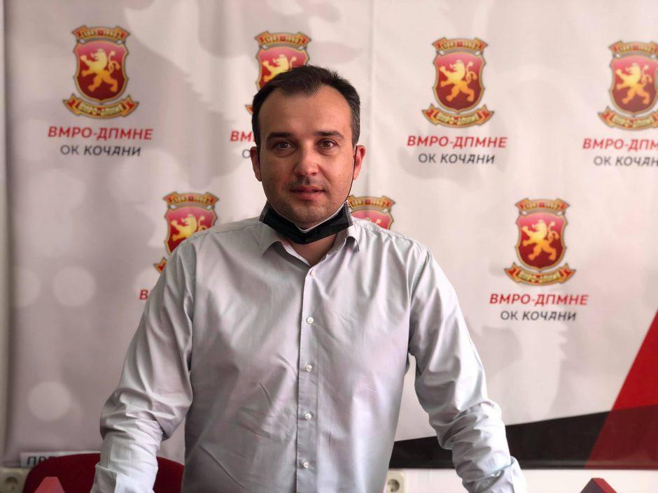 Лефков: Ќе побараме информации кои политичари од власта веќе се вакцинирале против ковид-19