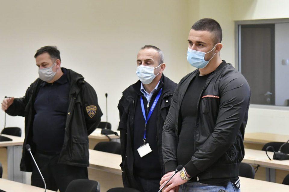 Убиецот на матурантот Ангел Петковски осуден на 13 години затвор