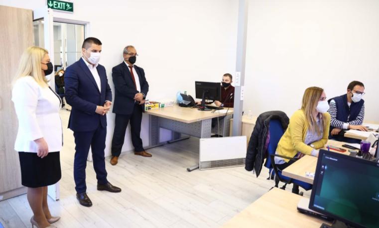 Николовски: Со новиот регистар за вистински сопственици се зајакнува сигурноста во правниот промет