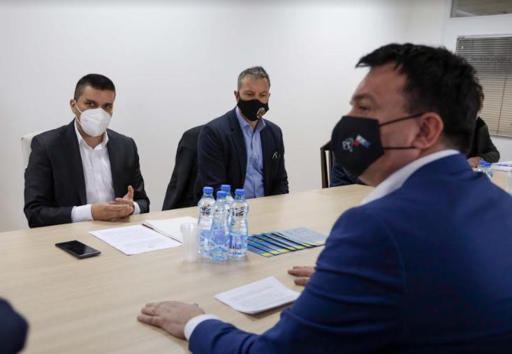 Николовски: Сите антикорупциски институции се вклучуваат во борбата против крииналот и корупцијата