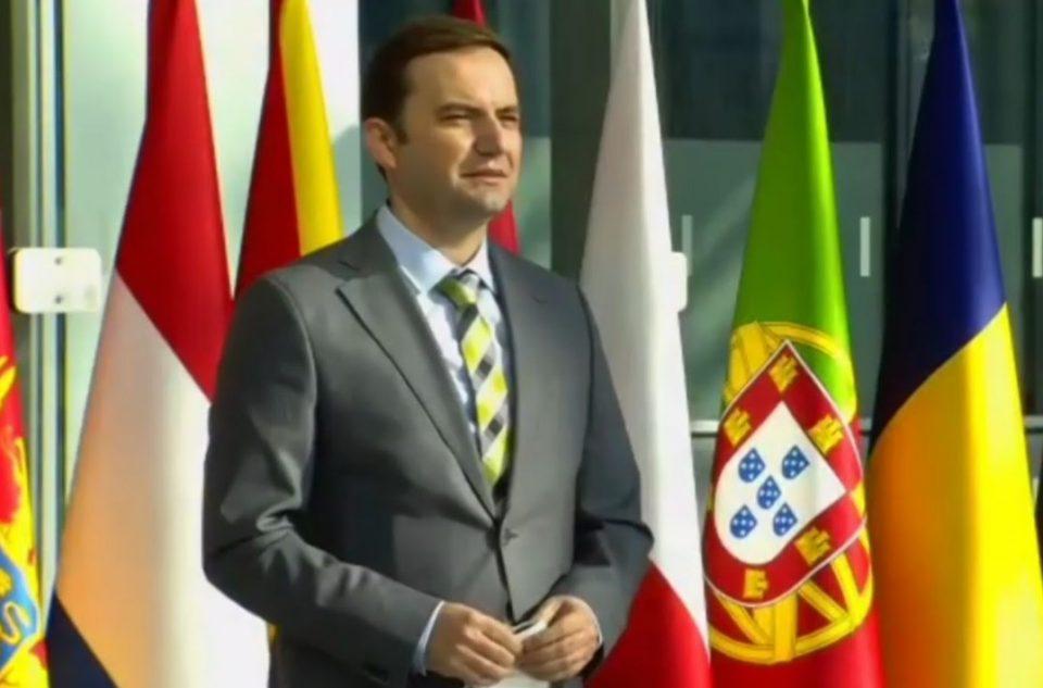 """Османи: """"Ние сме НАТО"""" не е само парола, туку реалност"""