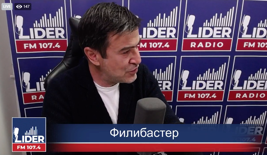 Пандов: Уставобранителите се политички осуденици