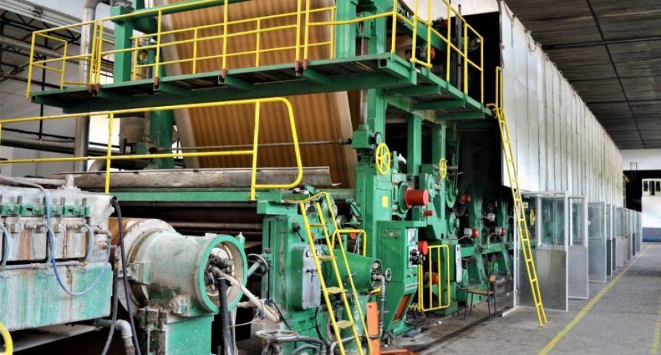 """Кочанската фабрика """"Пејпер Мил"""" ќе стартува со производство, кога ќе ги исполни обврските"""