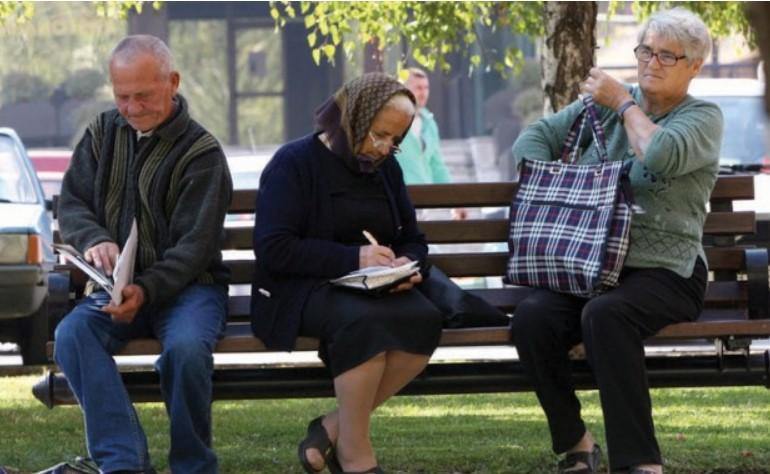 Четвртина од пензионерите во Македонија живеат од минимална пензија