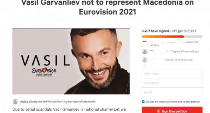 По реакциите на јавноста, МРТ ќе одлучува дали Гарванлиев ќе оди на Евровизија