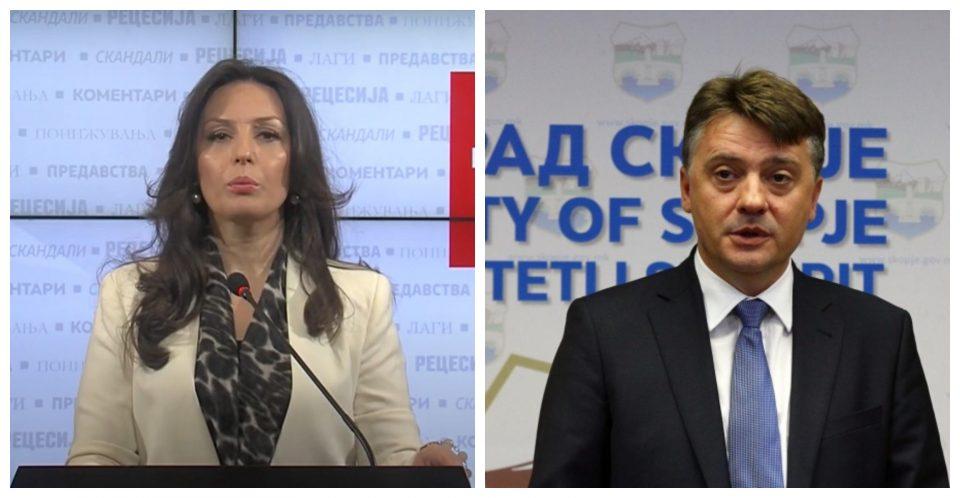 (ВИДЕО) Попова: Во услови на пандемија, рецесија и беспарица, Петре Шилегов вработува 135 лица во град Скопје