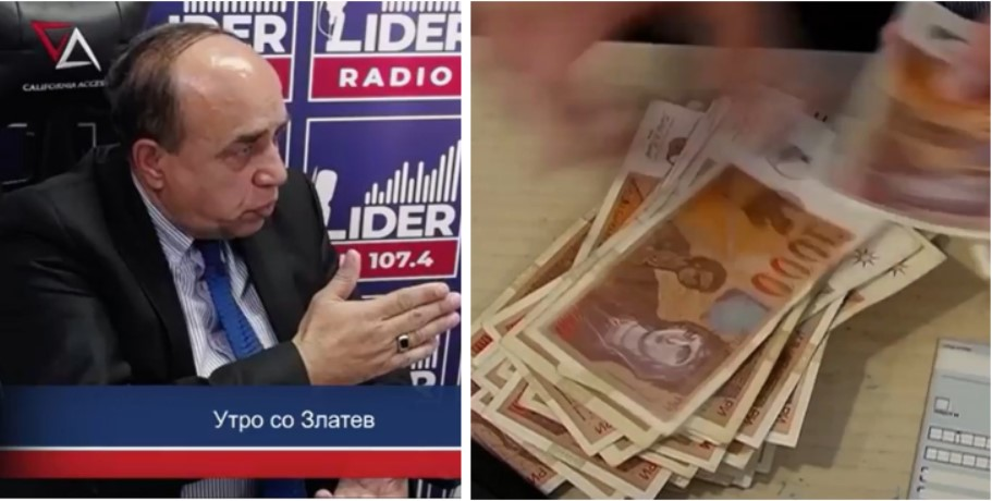 (ВИДЕО) Салиу: Невладини организации и активисти на СДСМ поткупуваа Роми за да гласаат за промена на името