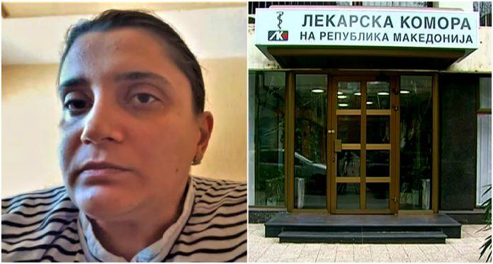 Во извештајот за Веапоска, Асани навел дека родила машко бебе, а била испуштена со женско