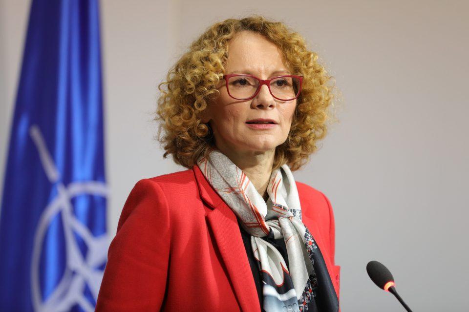 ВМРО-ДПМНЕ: Шекеринска пред да избега да каже што правеше со Катица Јанева и Боки 13?!