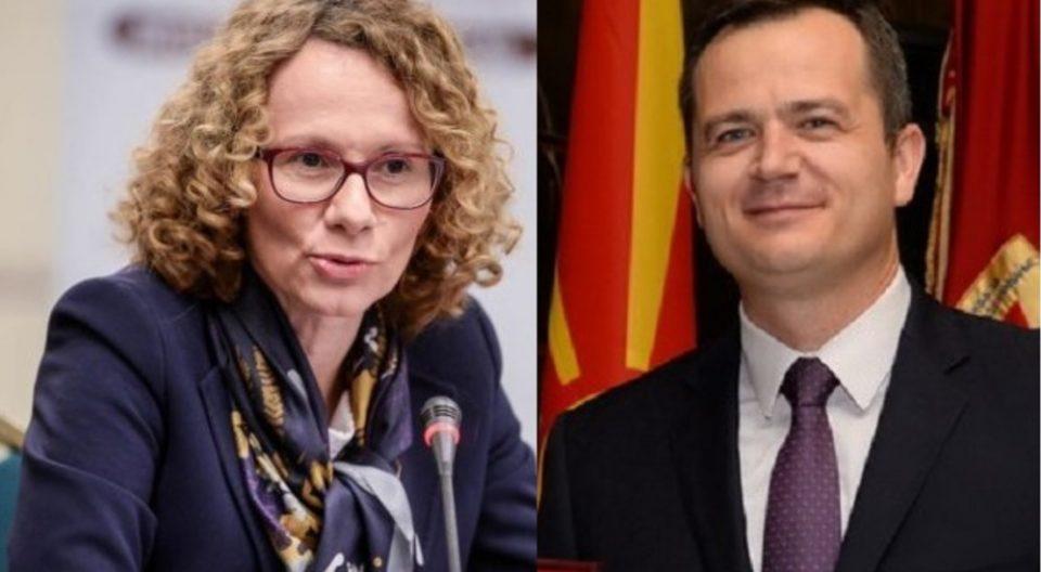 Ковачки: Спасовски и Шекеринска да одговорат, дали МВР и МО треба да исплатат десетици милиони евра за тужби од вработени?