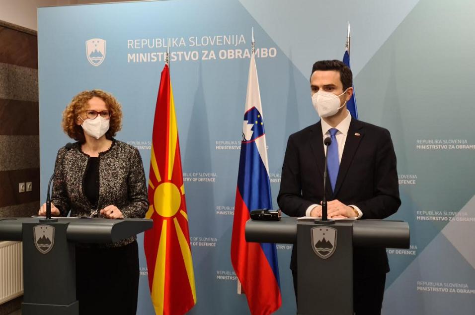 Шекеринска во Љубљана: Словенија со своите совети ни го покажа патот кон НАТО