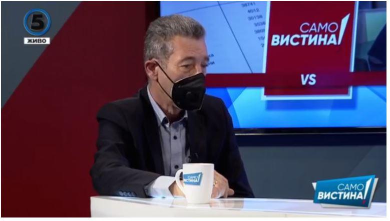 Симовски призна дека меѓу попишувачите има заразени