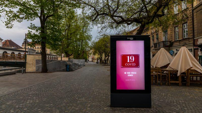 Словенија целосно затворена до 11 април
