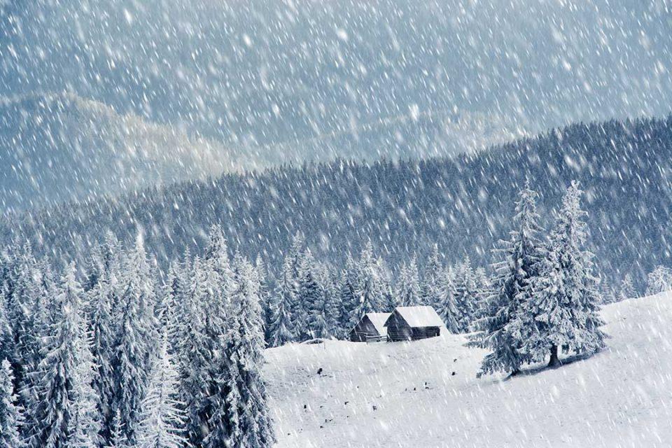 Снежна покривка во Македонија – Еве каде падна најмногу снег