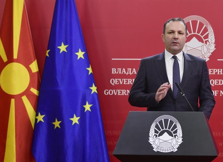 Спасовски: Решенијата за државјанствата не можат да отстапуваат од меѓународната пракса