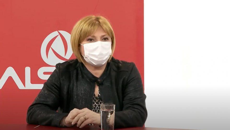 Д-р Стевановиќ: Британскиот сој предизвикува повисока температура