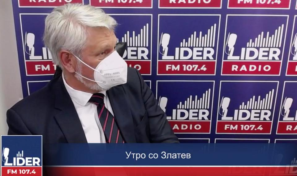 Јакимовски: Сите од СДСМ ќе гласаат за Заев ама тој е единствен кандидат, како Ким Јонг Ун