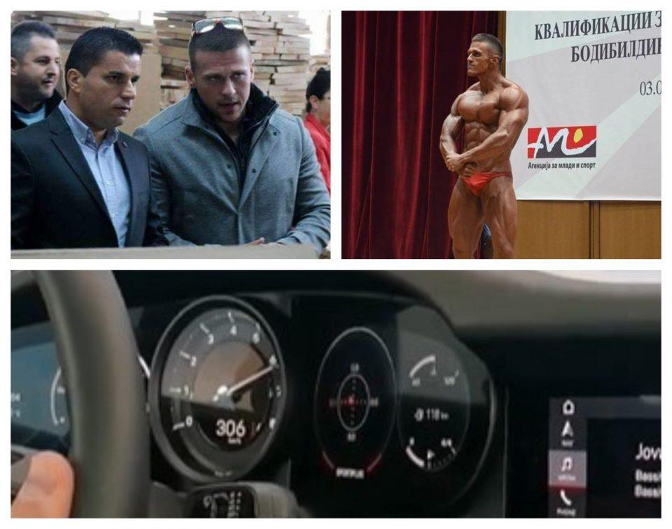 НОВО ВИДЕО ОД ШТИПЈАНЕЦОТ: Вози 300 на час на автопатот Миладиновци – Штип