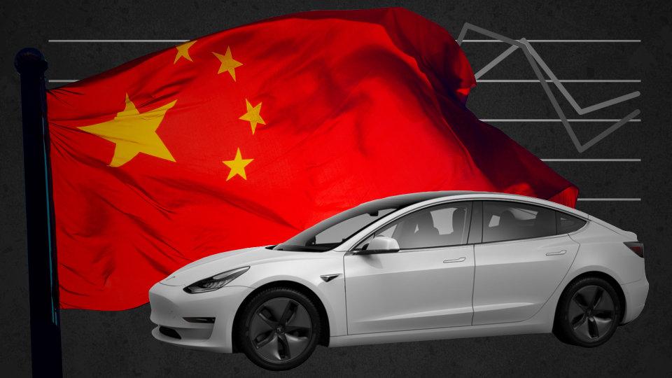 """Кинеската армија забрани користење на автомобилите на """"Тесла"""""""