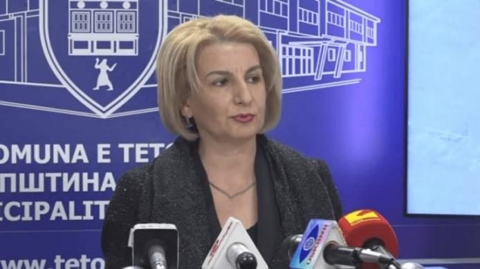 Теута Арифи ја повика албанската дијаспора да се попише – меѓу лицата за контакт нема ниту еден Македонец!