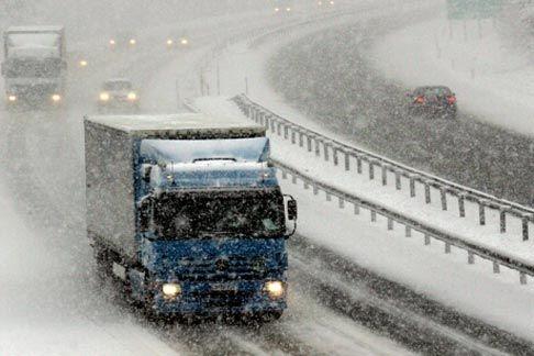 Забрана за движење на тешки товарни возила на неколку патни правци