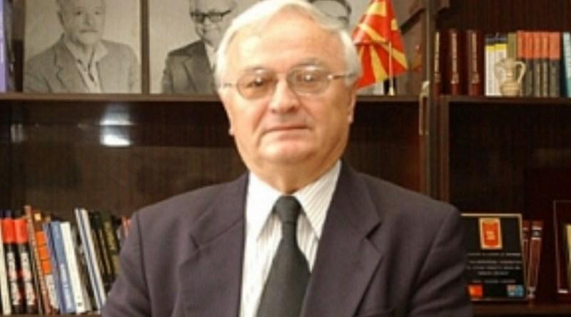 Почина Трајан Петровски, поранешен македонски амбасадор и писател