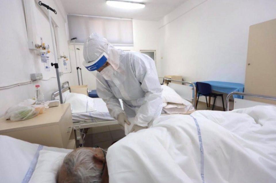 Во Скопје за 24 часа хоспитализирани 55 нови пациенти